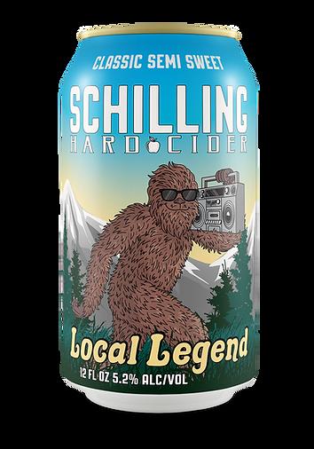 Schilling Cider-Local Legend-12oz Can-1M