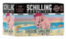 Schilling Cider-Rose Vacay- 6 Pack Box-1