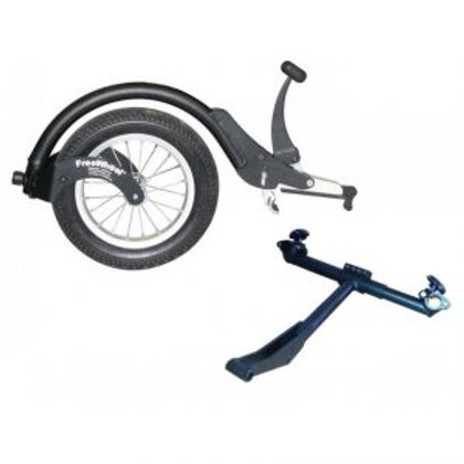 FreeWheel Adaptor for Folding Chair