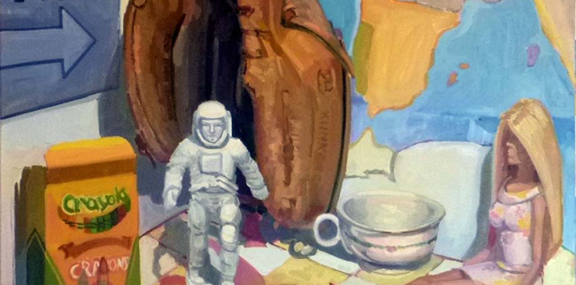 Barbie and the Astronaut