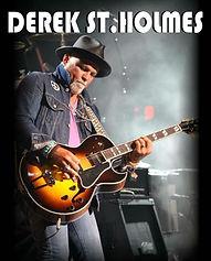 Derek St. Holmes