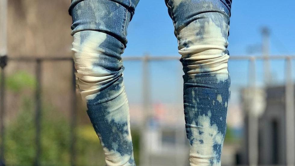 INTOLERAVEL NEW TD WHITE BLUE JEANS