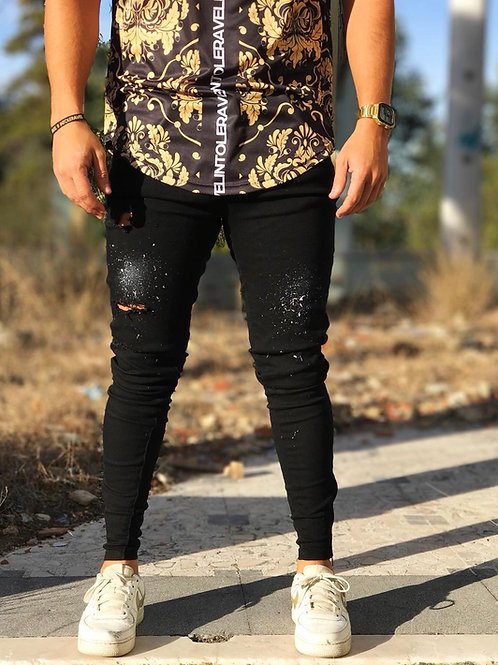 INTOLERAVEL BACK ONE JEANS