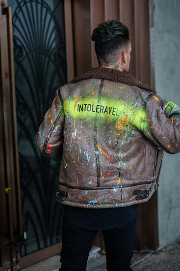 INTOLERAVEL PINEAPPLE JACKET