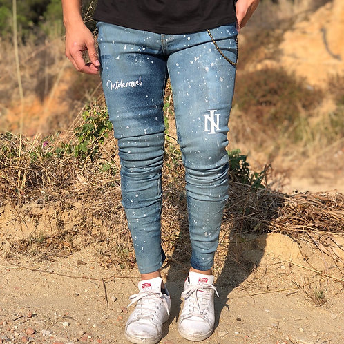 INTOLERAVEL TD FITINH JEANS
