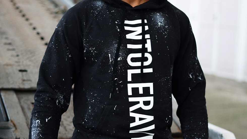 INTOLERAVEL SPLASHES SWEATSHIRT