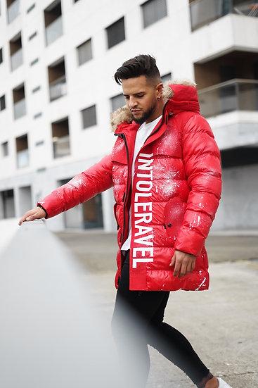 INTOLERAVEL RED COAT