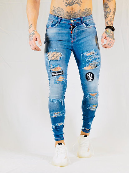 INTOLERAVEL NEW BS JEANS