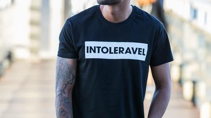 INTOLERAVEL BASIC T-SHIRT