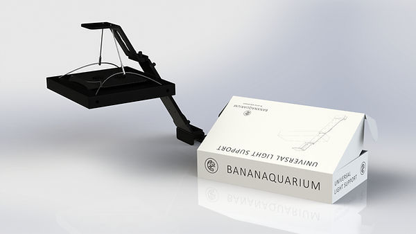 Bananaquarium Universal Light Support