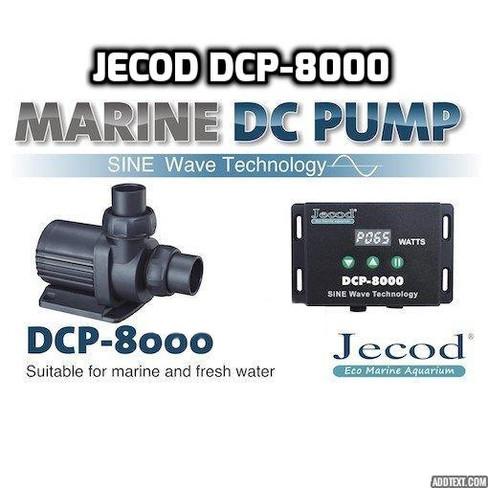 DCP-8000 Jecod Marine Pump