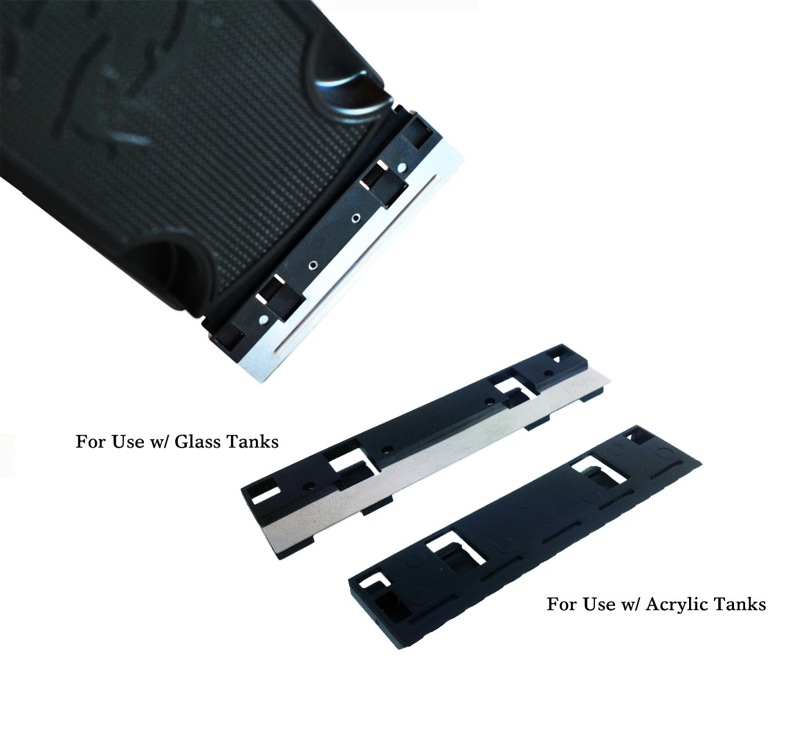Flipper Max Aquarium Scraper Blades Acrylic or Glass