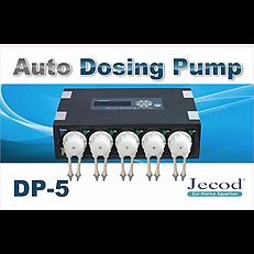 Jecod DP-5 Auto Dosing Pump