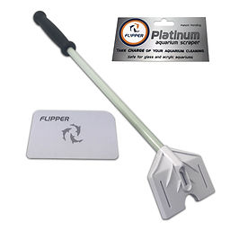Flipper Scraper