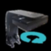 Slimline Bracket Black Gen 2 View 1 600p