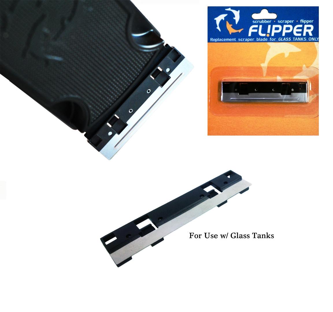 Flipper Standard Aquarium Scraper Blade