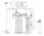 Layout Deltec Twin Tech Reactor