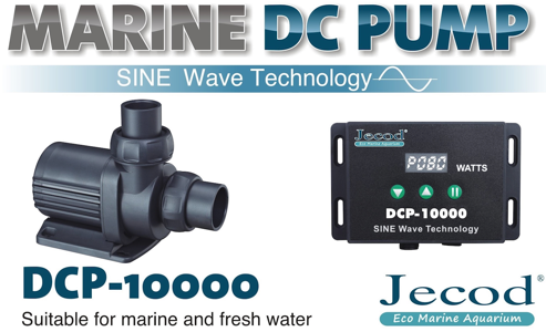 DCP-10000 Jecod Aquarium Pumo