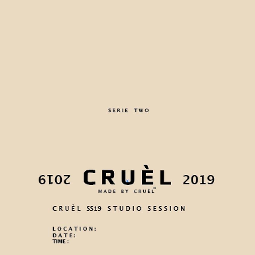 Cruèl SS19 Studio Session