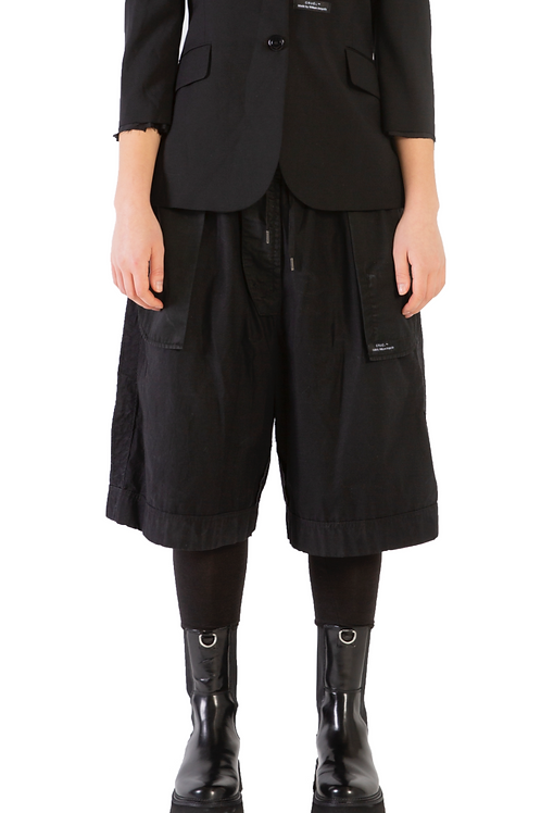 Mallawi Inside-Out Shorts Womens