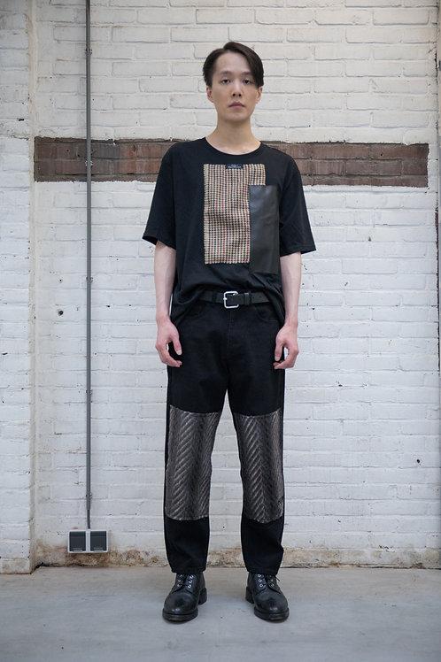 Patch Work T-shirt Man