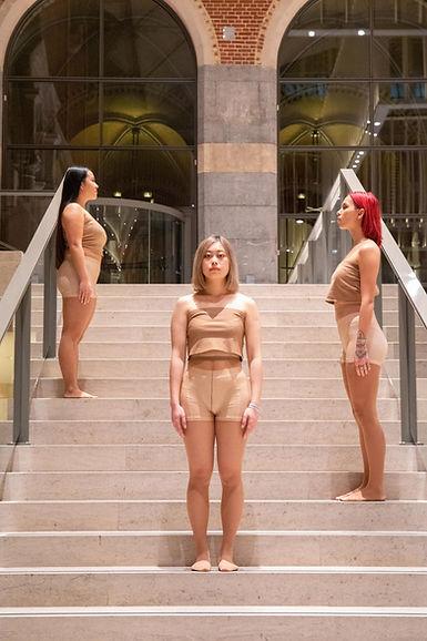 CRUÈL Rijksmuseum Lookbook FW20 - In Nude
