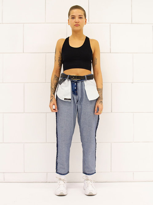 Inside Out Jeans Woman