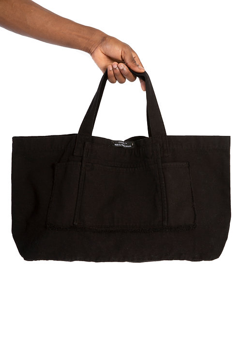Port Bag Black