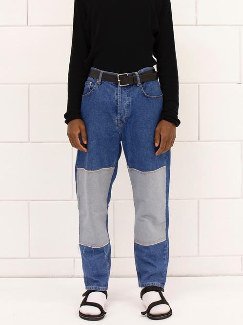 Patch Light Jeans Unisex
