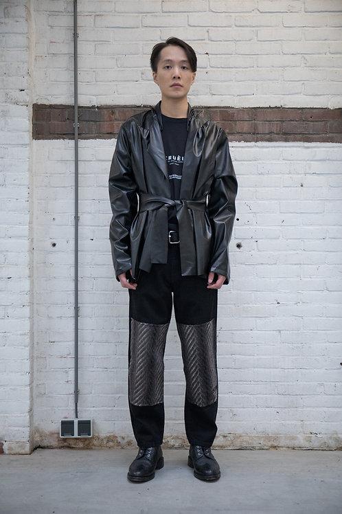 Yoid Leather Jacket Man