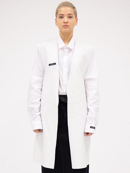 Miryang Leather Jacket Woman