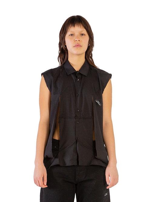 Marsa Sleeveless Shirt Womens