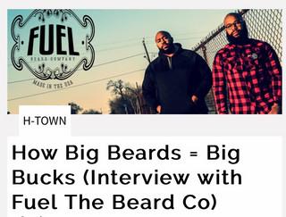 How Big Beards = Big Bucks (Interview with Fuel Beard Company)