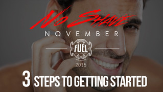 NO SHAVE NOVEMBER 3 Steps to Getting Started