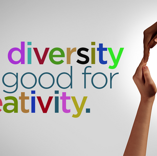 Why diversity is good for creativity