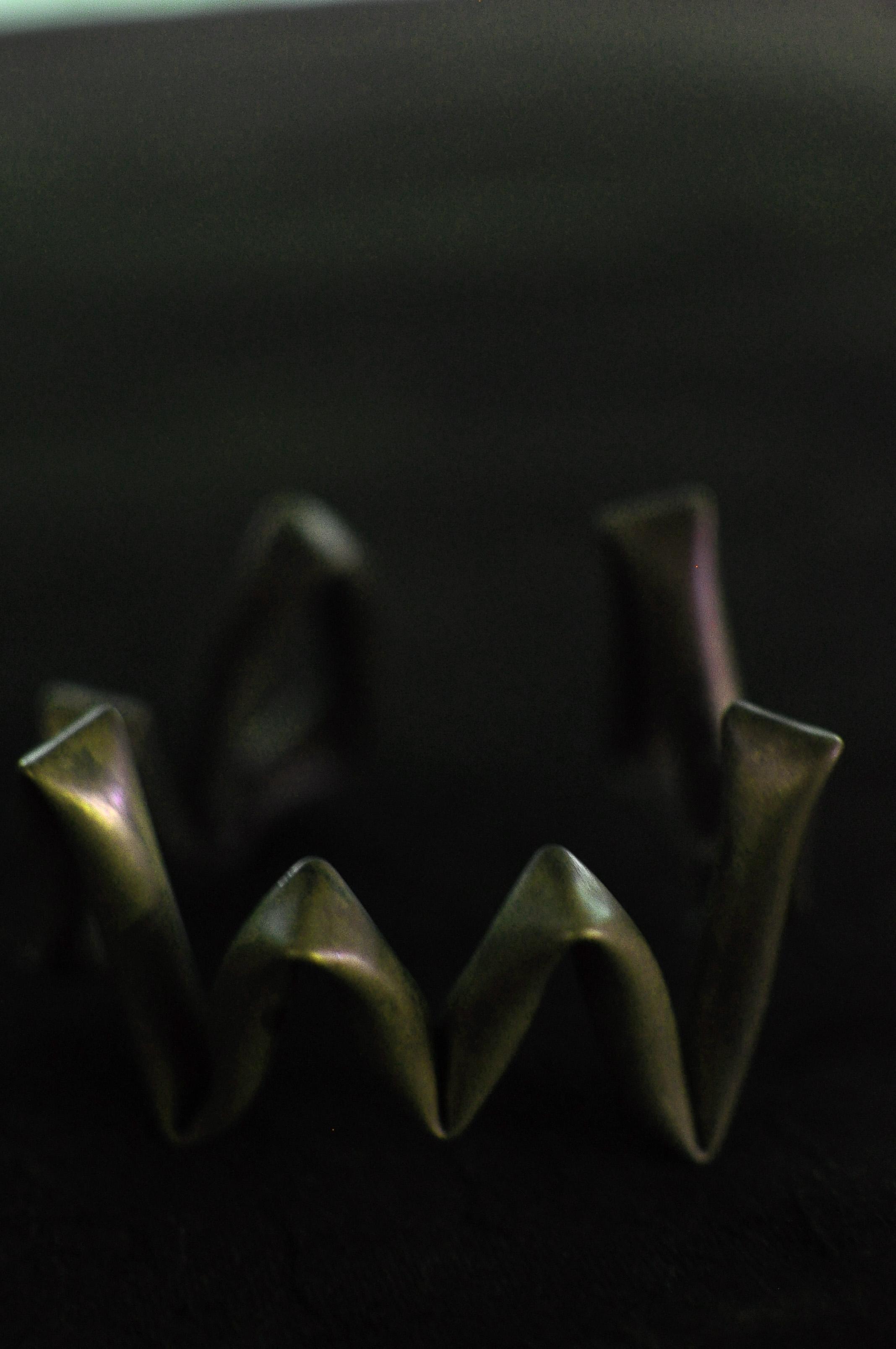 真鍮パイプブレス
