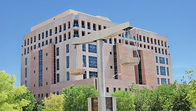 Federal Courthouse in Albuquerque