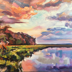 """Salt Marsh on Altamaha"""