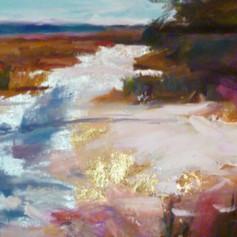 """""""Silver Mud, Skidaway Island"""""""