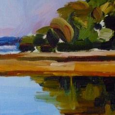 """Pickeney Island, S.C."" detail"