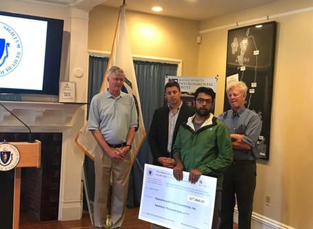 Massachusetts Environmental Trust grants awarded to CFF