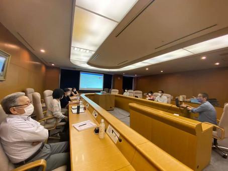 北海道、子ども食堂ネットワークの会議に行ってきました