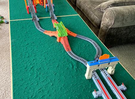 Trackmaster Super Cruiser Race Set