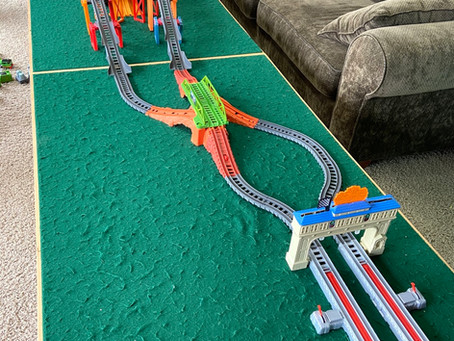 Trackmaster Super Cruiser Race Set