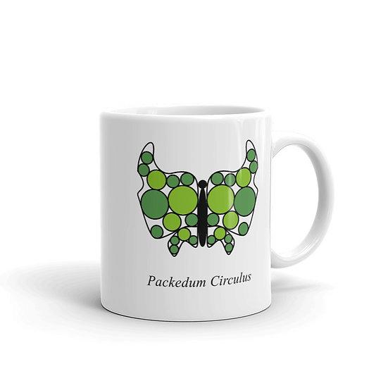 Datavizbutterfly - Packedum Circulus - Mug