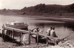 Hølhage ca. 1954
