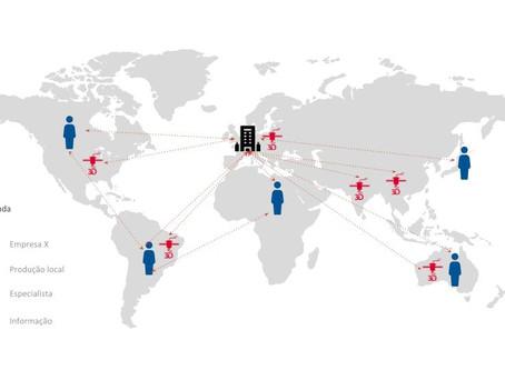 Manufatura distribuída: modelo de supply chain da era 4.0?