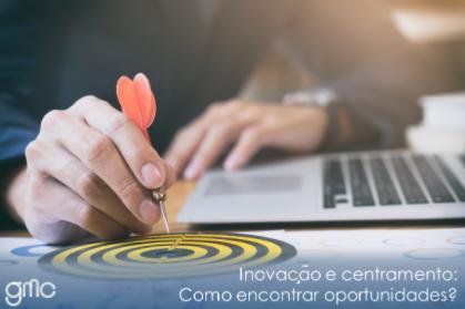 Inovação e centramento: como encontrar oportunidades
