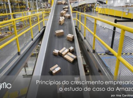 Princípios do crescimento empresarial: um estudo de caso da Amazon