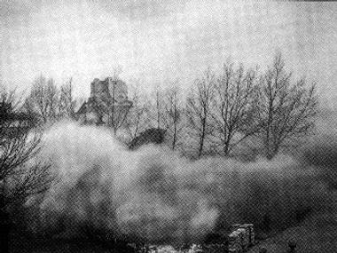 взрыв церкви 1932г (Фото М.Дмитриева)
